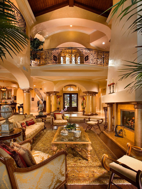 mediterranean living room design ideas pictures remodel