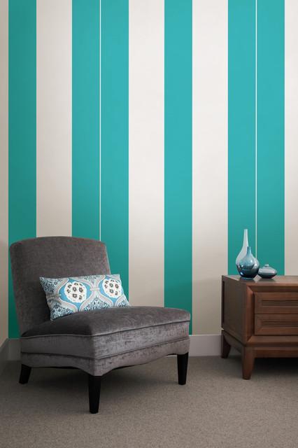 Dots, Blox, Stripes living-room
