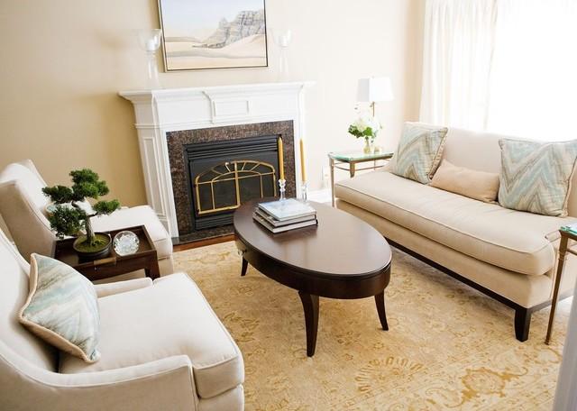 Douglas - Living Room contemporary-living-room