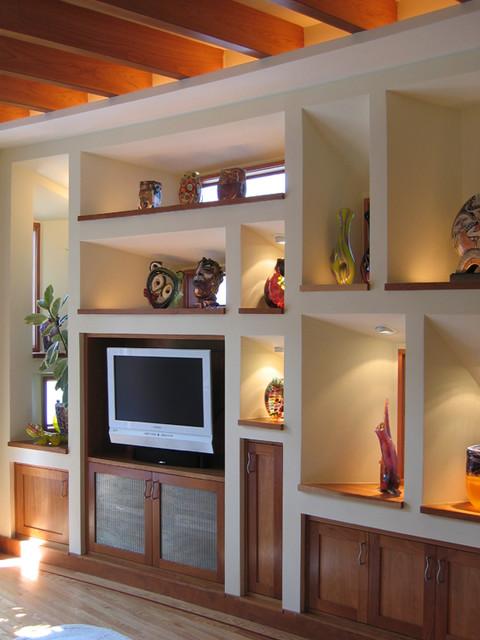 douglass street living-room