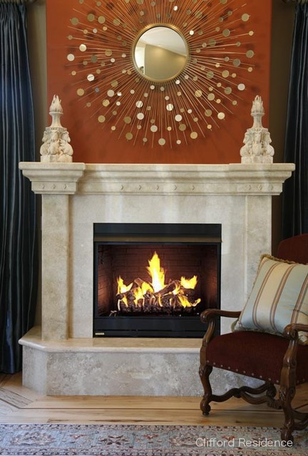 Doyle McCullar - Fine Interiors - Clifford Residence Marin traditional-living-room