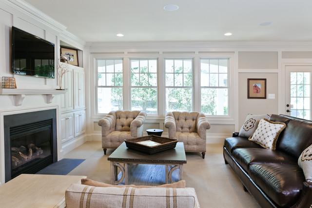 Beau Dream House Studios, Inc.   Transitional   Living Room   DC ...
