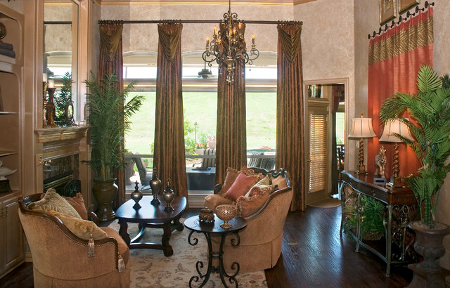 Dream room 2011 traditional living room by for Houzz corporate office