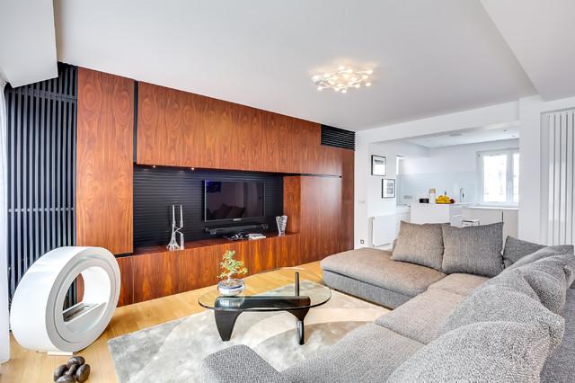 10 l gantes fa ons de cacher un climatiseur. Black Bedroom Furniture Sets. Home Design Ideas