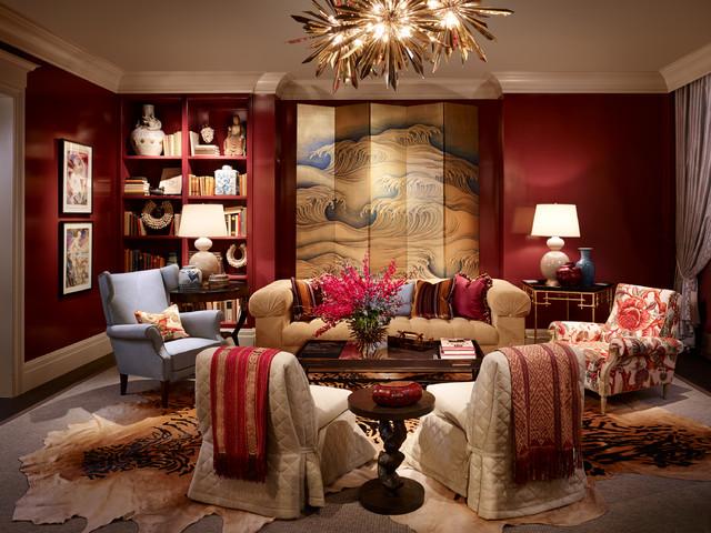 Dreamhome 2014 Living Room Contemporary Living Room Chicago