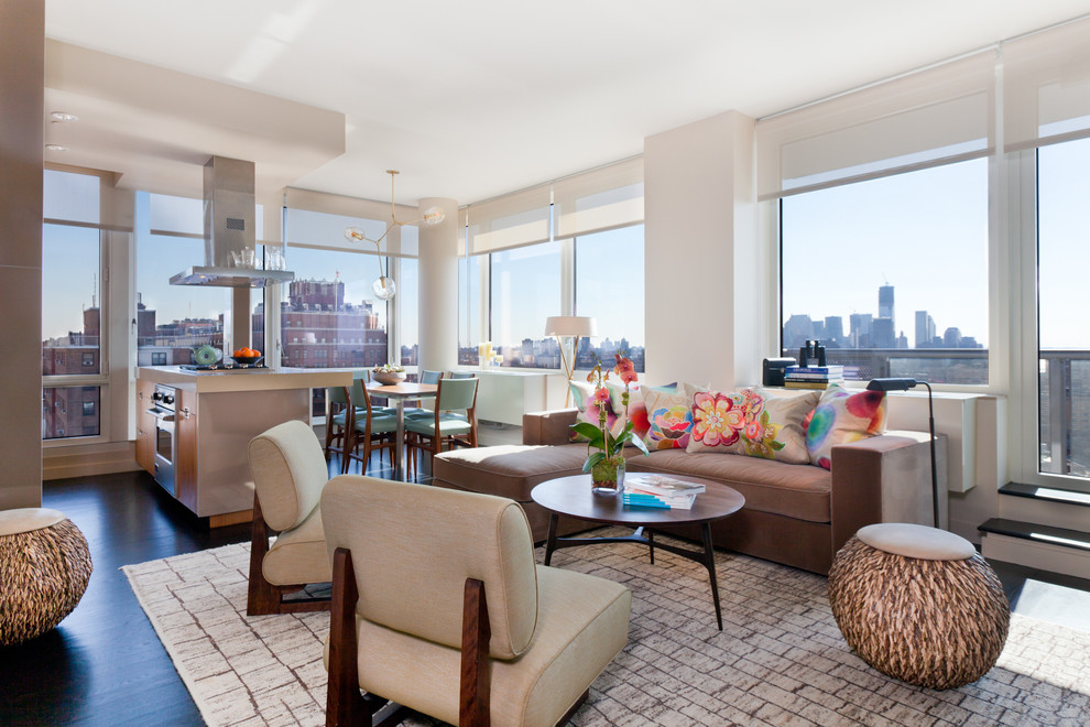 How to decorate your apartment Manhattan style