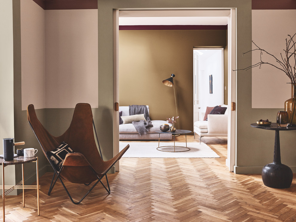 Dulux Colour of the Year 2019 - Spiced Honey - Modern ...