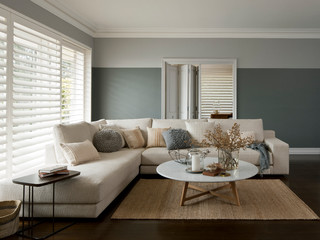 Dulux Concept Beach Style Living Room Perth By