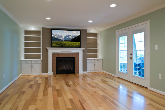 Dumfries First Floor Family Room Traditional Living