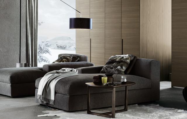 Dune Sofa contemporary-living-room