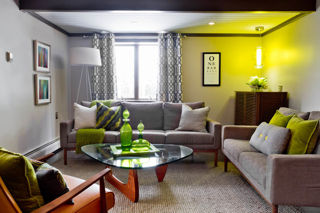 DWR Living Room Remodel Eclectic