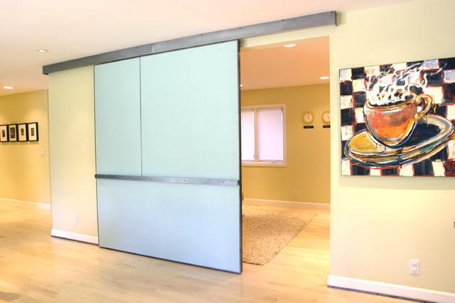 Dwyer Design contemporary-living-room