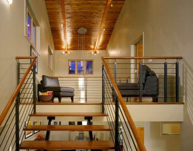 Dyna - Seward Park II contemporary-living-room