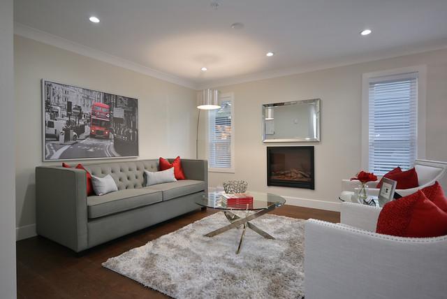 E. 10th Ave contemporary-living-room