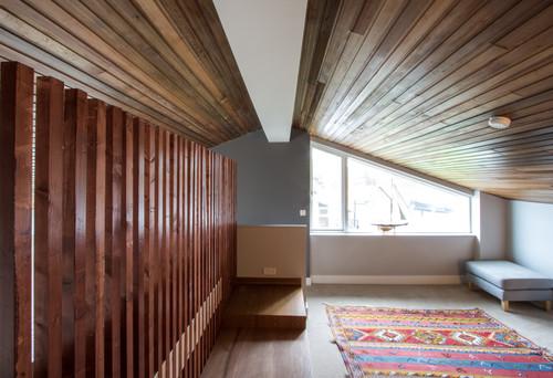 Meditation room interior design