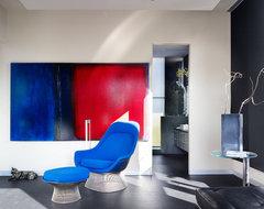 E. 8th Street House modern-living-room