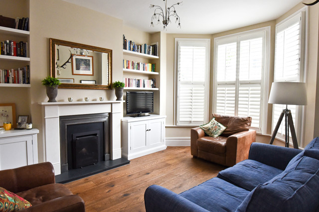Houzz Tour A Smart Extension Revives A Rundown Victorian Terrace Houzz Uk