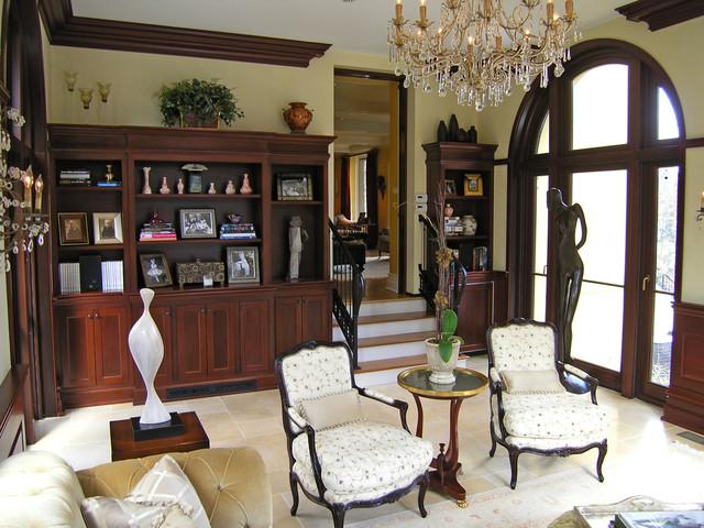 Early Modern Mediterranean mediterranean-living-room