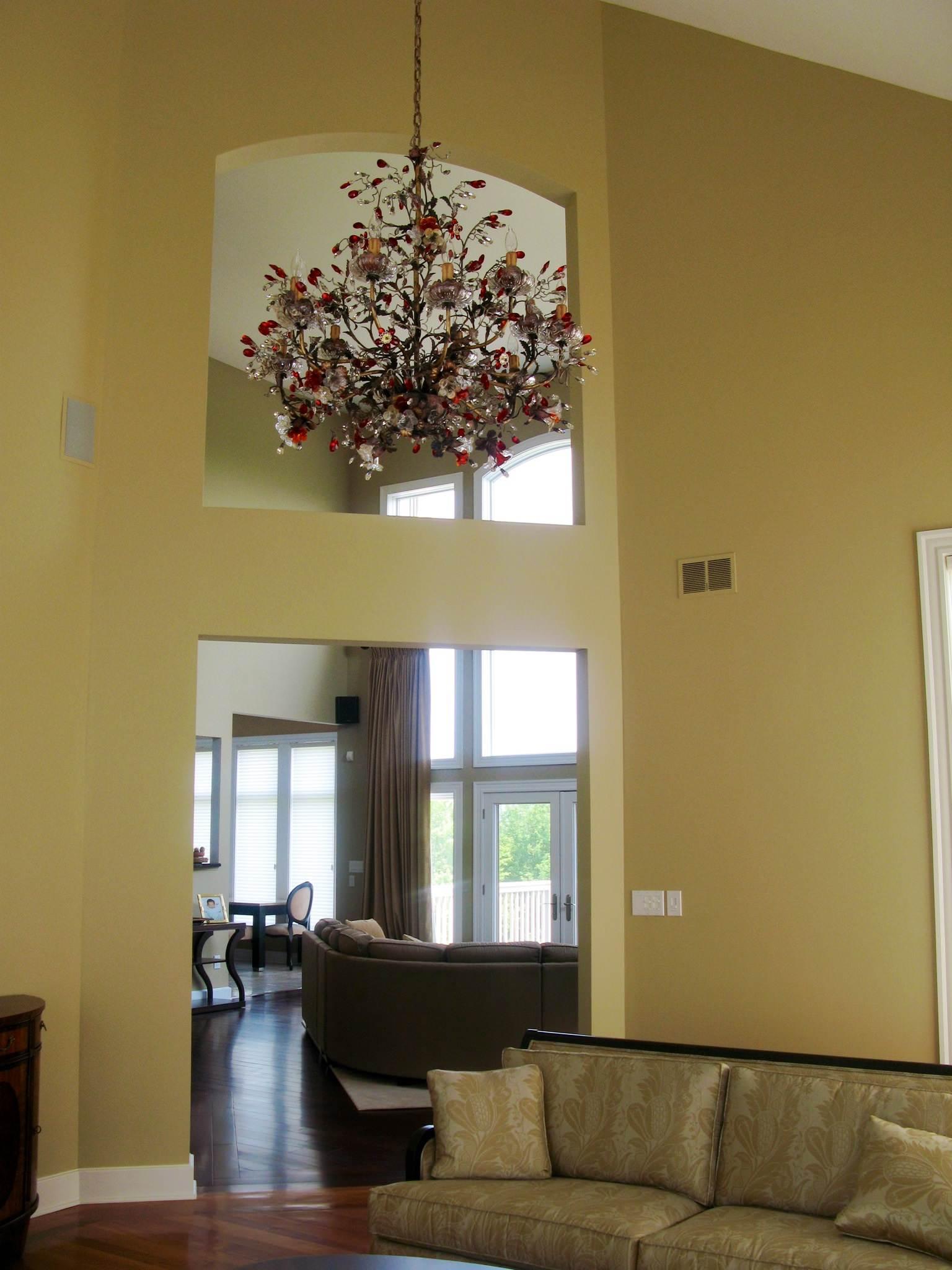 East Greenbush, Interior Design, After....