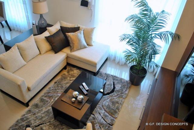 East of Galleria modern-living-room