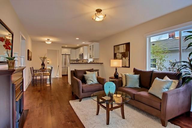 East Pine craftsman-living-room