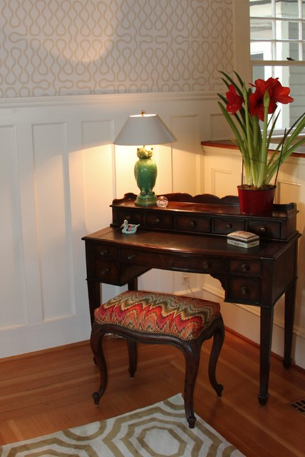 Eastcoast Tradition + Northwest Home + Breath of Fresh Air traditional-entry