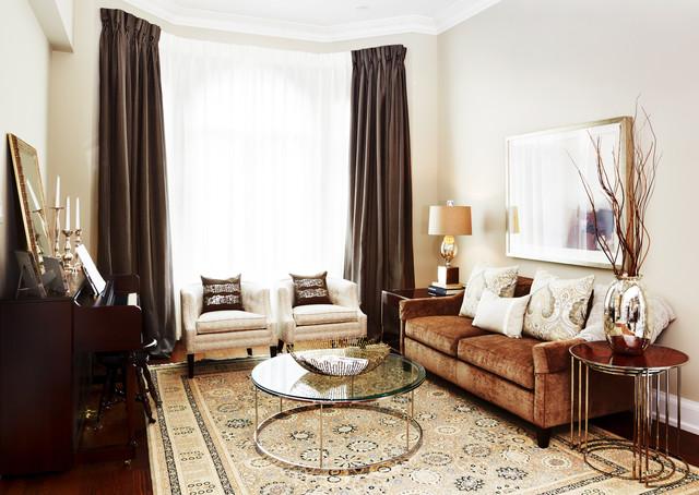 Easy Elegance Modern Living Room