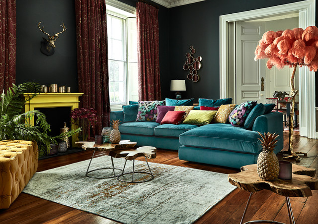 Eclectibles - Eclectic - Living Room - Cork - by Caseys Furniture