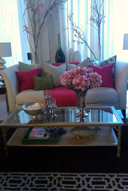 2011 SPRING UPDATES @ FOCAL POINT eclectic living room