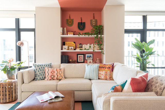 Beau The Joyful, Clutter Free Home: Living Room