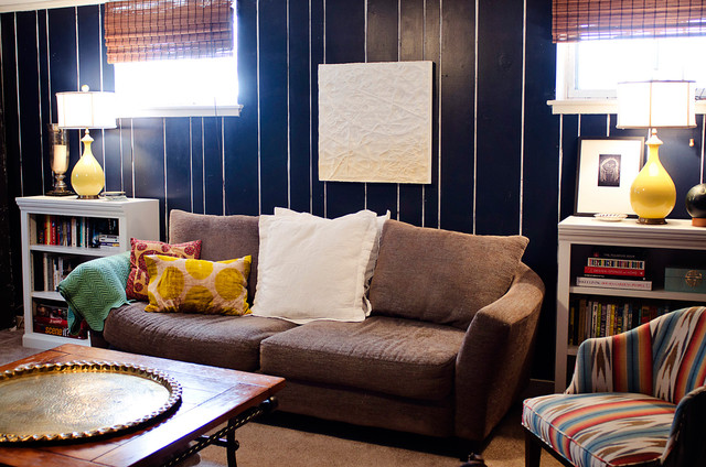 Birdhouse Design eclectic-living-room
