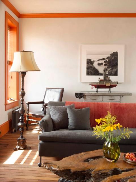 Eclectic Living Room eclectic-living-room