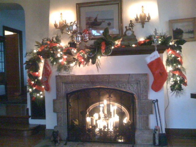 Holiday Design ideas eclectic-living-room
