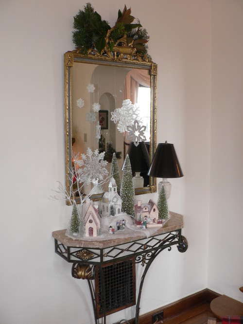 Ideas For Decorating Mirrors The Holidays