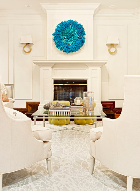 St. Georges eclectic-living-room
