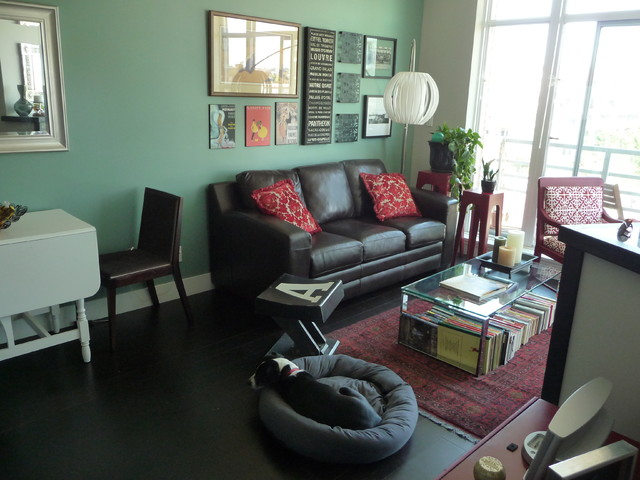 Eclectic Project Photos eclectic-living-room