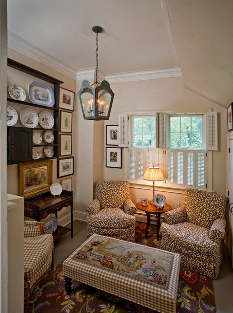 Eclectic renovation for Traditional eclectic living rooms