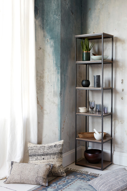 Eclectic Sitting Area By French Connection Aw 17