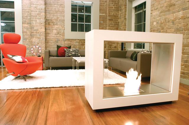 Eco Friendly Fireplaces Studio V40