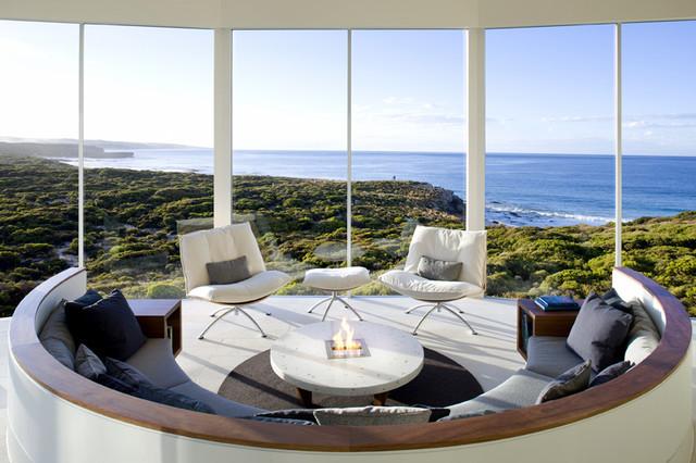 Eco Luxury modern-living-room
