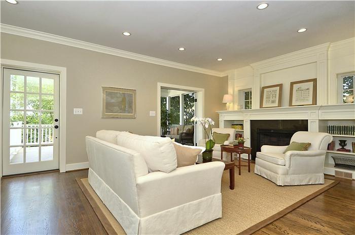 Edgefield Living Room