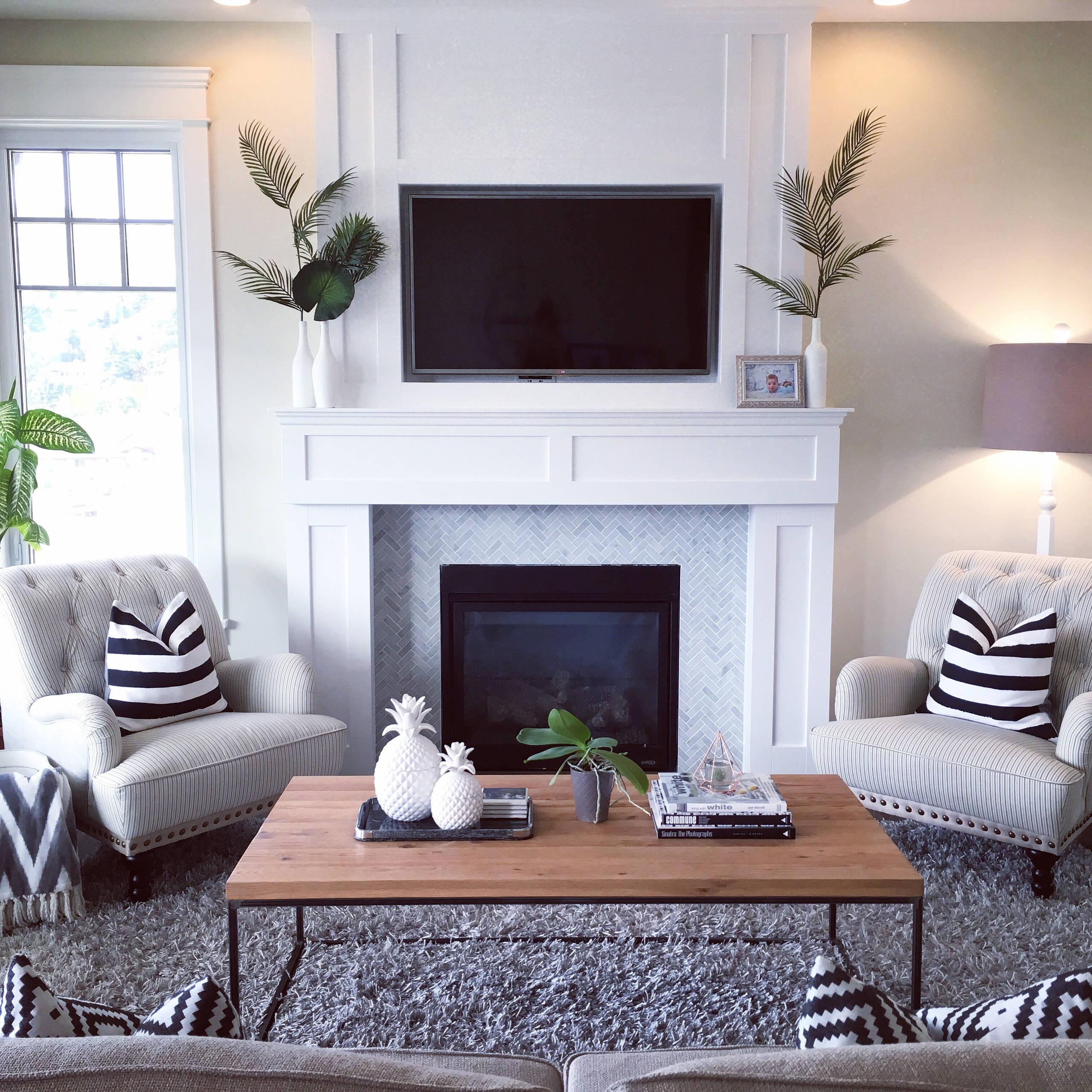 Edgewater Fireplace