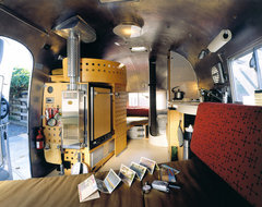 Edison - Airstream Redesign eclectic living room