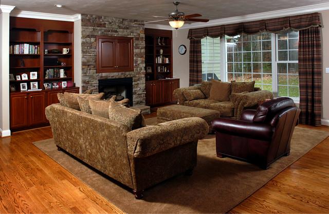 Edmunds Residence farmhouse-living-room