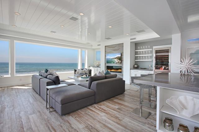 Gray Wood Floor Living Room Myfamilyliving