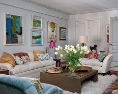 El Dorado eclectic-living-room