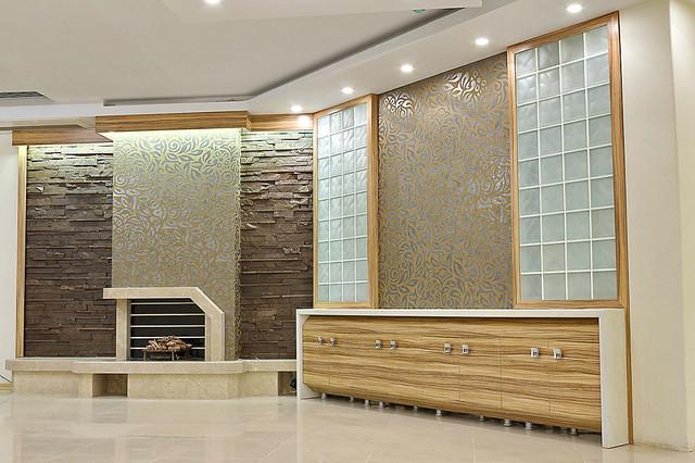 ELAHIEH HOUSE modern-living-room