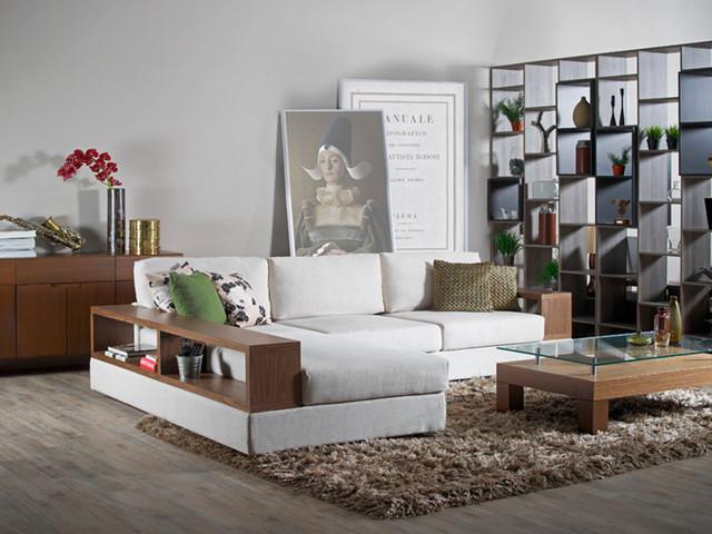 Elda Modular Sofa Contemporary Living Room