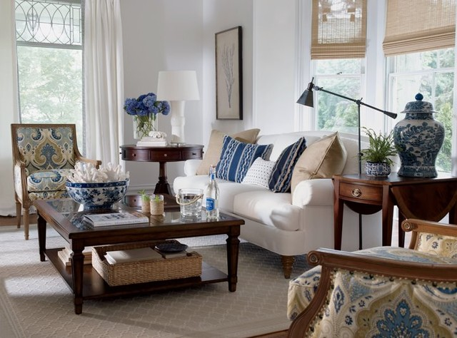 Elegance - Traditional - Living Room - Nashville - by Ethan Allen ...