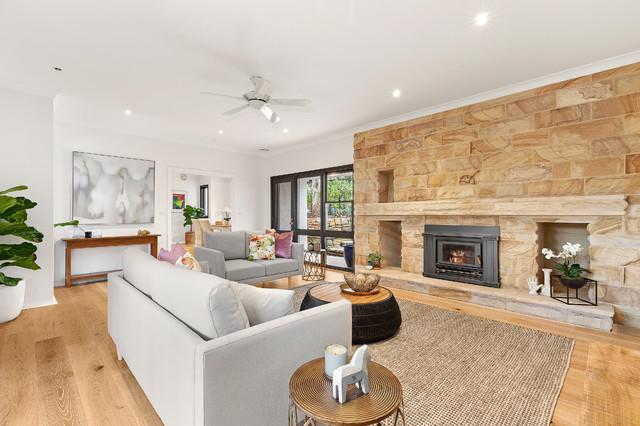 Surprising Elegant Cottage Style Retreat Interior Design Ideas Truasarkarijobsexamcom